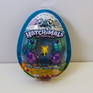 Hatchimals CollEGGtibles Pack of five